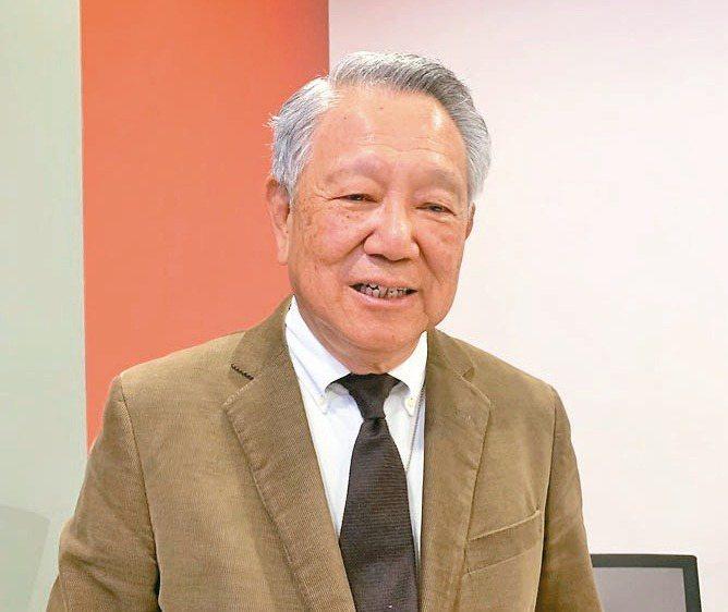 國光生技董事長詹啟賢。(聯合報系資料庫)