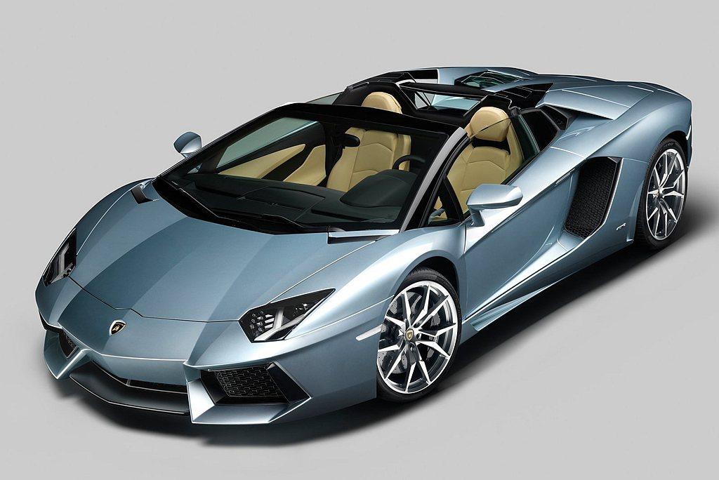 Lamborghini Aventador LP 700-4 Roadster敞...