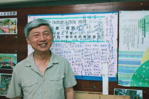 「老北投」步行環境改善之路:專訪台北市安全漫遊協會理事長陳又堅