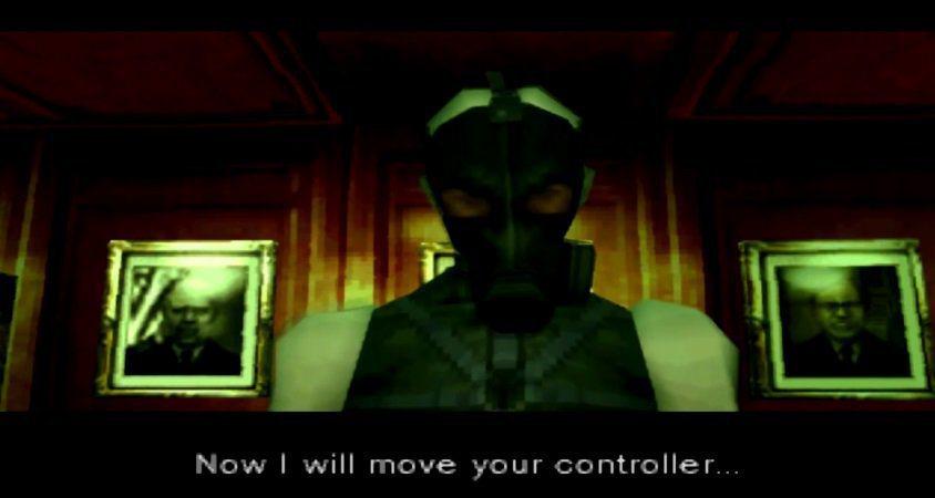 這可是1998年、PS1時期的遊戲欸……。小島秀夫超前時代的鬼點子真是非常驚人