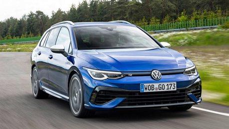 全新Volkswagen Golf R Variant發表! 熱血爸爸的性能旅行車還能甩尾