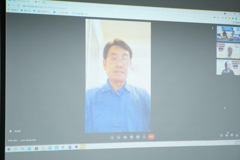 社團法人中華民國脊髓損傷者聯合會理事長陳善修。圖/民眾黨團提供