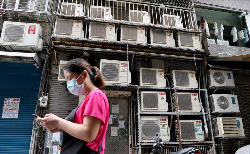 朝野立委齊籲7月續凍夏月電價,也有報導指凍漲機率大。圖/聯合報系資料照片