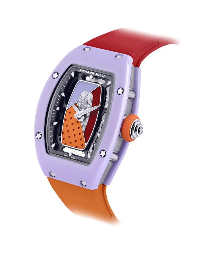 RICHARD MILLE,RM 07-01 Pastel Lavender腕表...