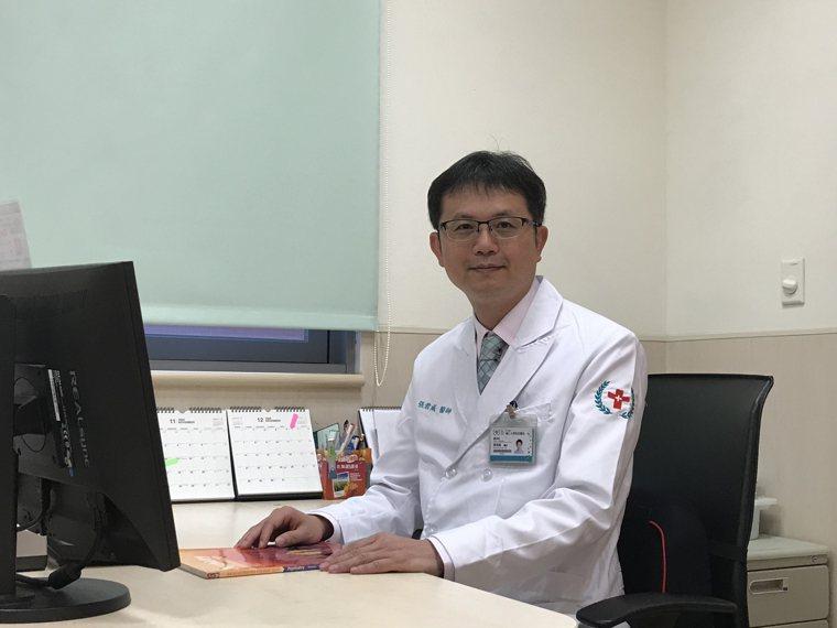 張君威天主教輔仁大學附設醫院精神科主治醫師 圖/張君威提供