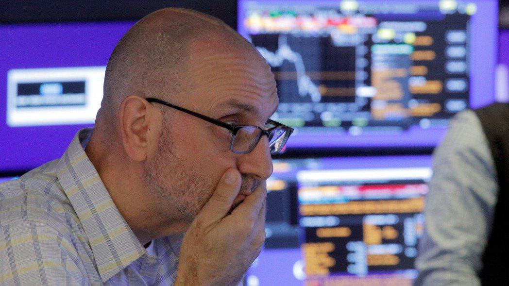 「三峰」憂慮近來已衝擊全球金融市場。圖/路透
