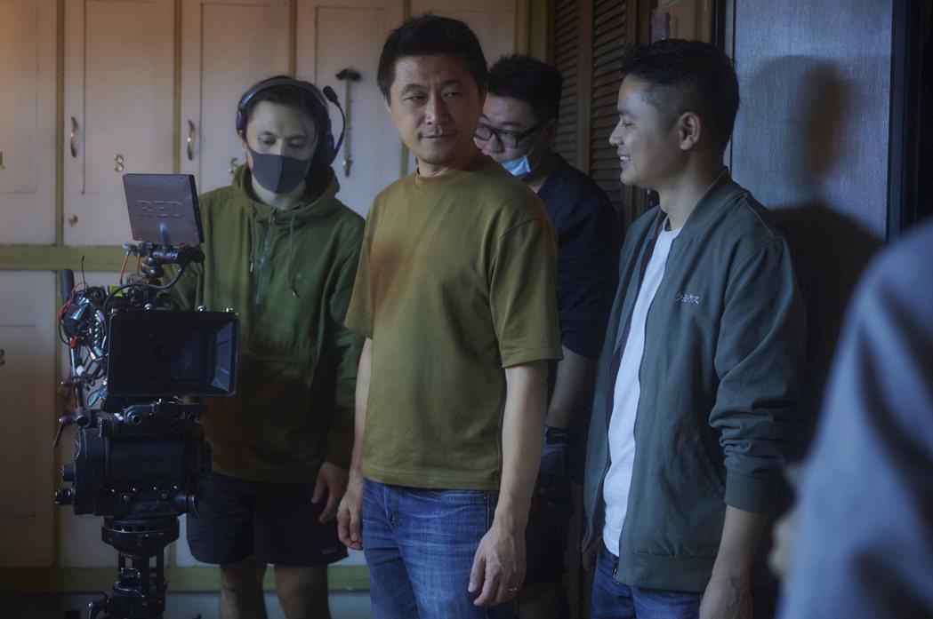 導演連奕琦領軍拍十集電視劇。圖/百聿數碼提供