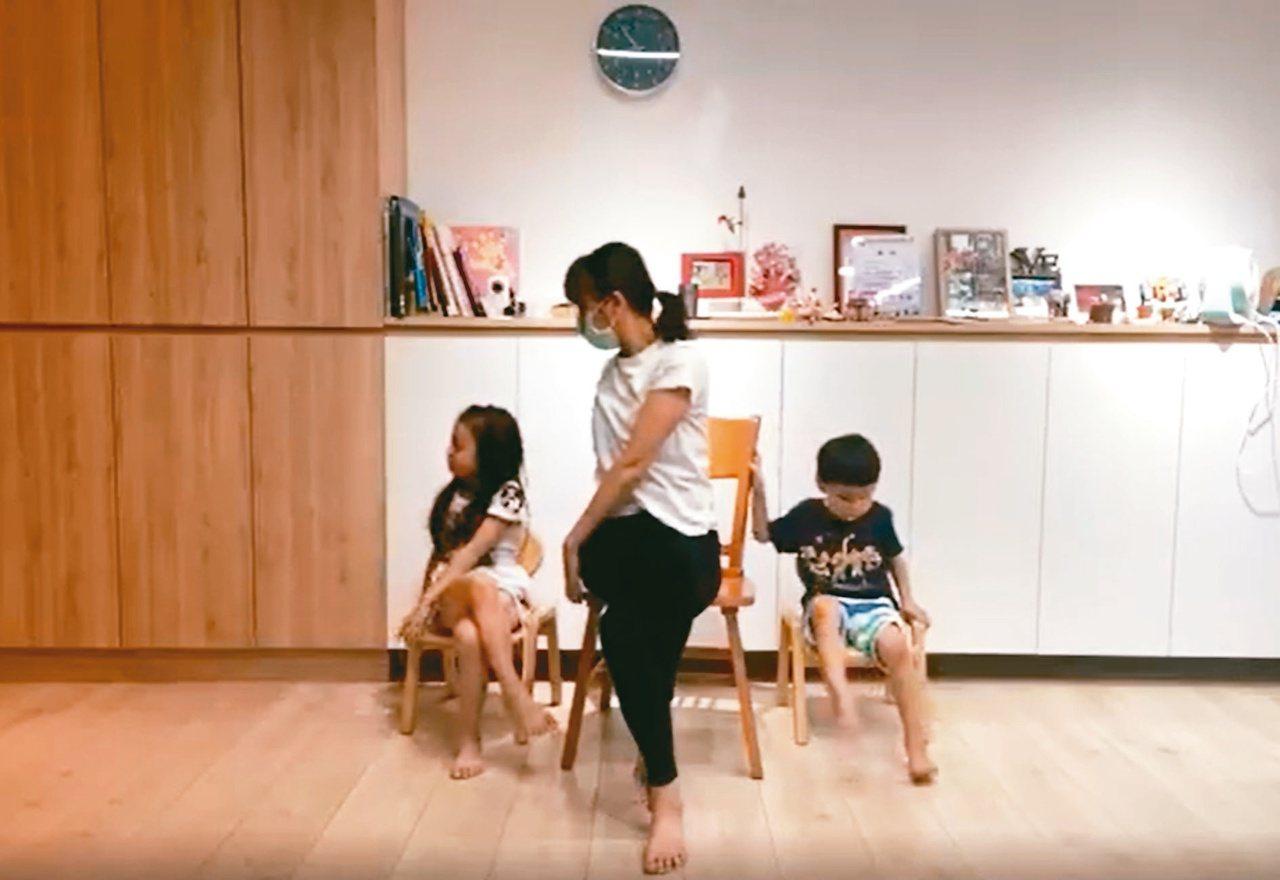 練習瑜伽不分地域,隨時隨地都可進行。圖/WaCare提供