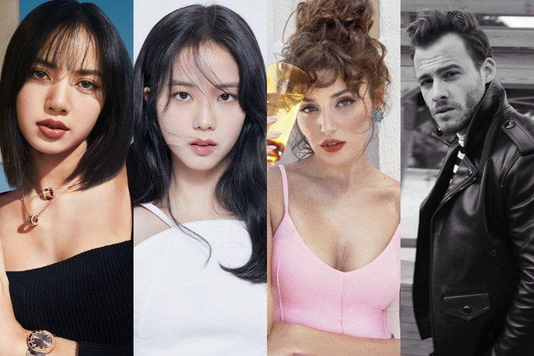圖/擷自Lisa instagram、Jisoo instagram、HANDE...