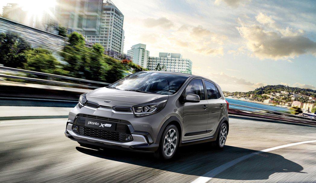 時尚掀背小車KIA All-new Picanto以傲視同級車款的產品實力,持續...