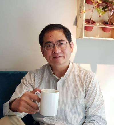 圖/鄭慧正 醫學中心退休醫師