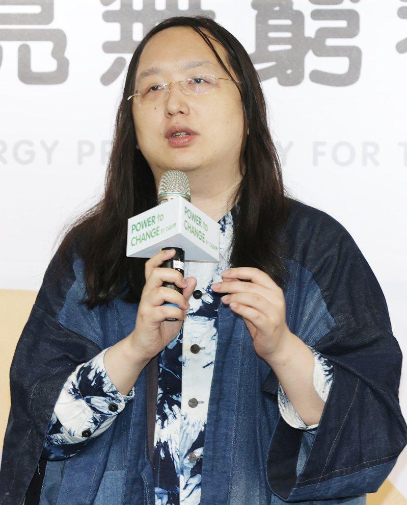 行政院政務委員唐鳳。記者杜建重攝影/報系資料照