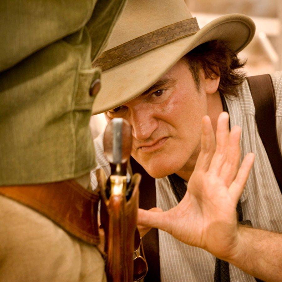 昆汀塔倫提諾曾拍過「黑色追緝令」、「追殺比爾」及「決殺令」等眾多經典電影。圖/摘