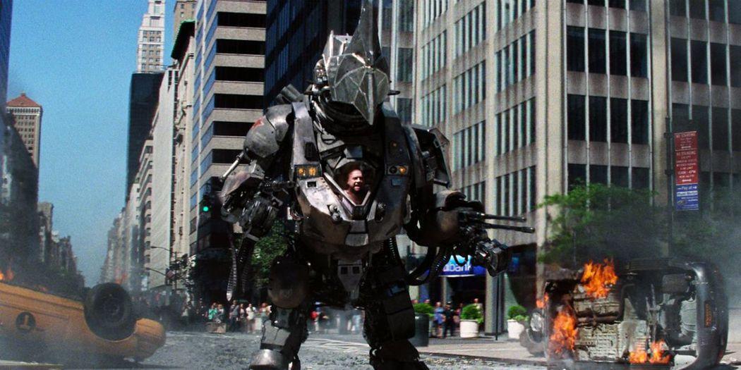 保羅吉爾麥提曾在「蜘蛛人驚奇再起:電光之戰」開頭及片尾簡短演出反派「犀牛人」。圖...