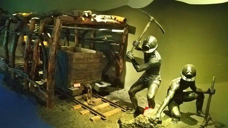古董礦車將進駐月眉,重現早年基隆煤礦產業的歷史場景。圖/基隆市政府提供