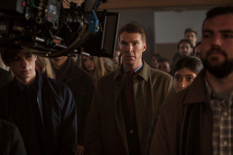 「奇異博士」班尼狄克康柏拜區不僅主演「失控的審判」,同時也是該片製片。圖/Cat...