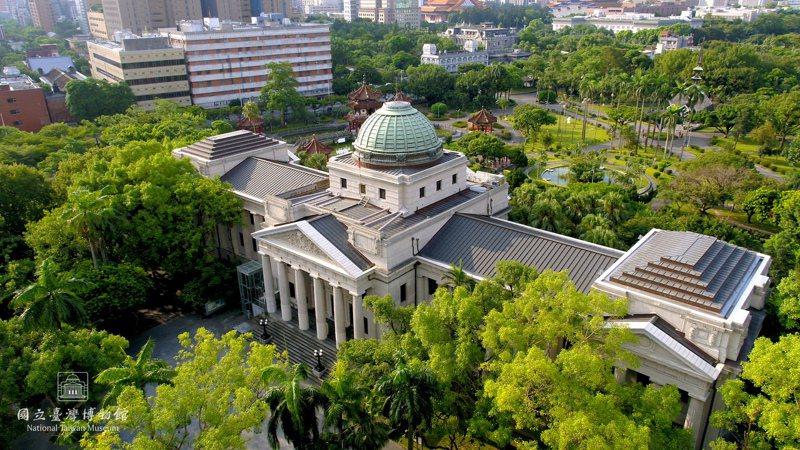 台博館本館、古生物館、鐵道部園區自7月13日起開放預約入館。圖/台博館提供
