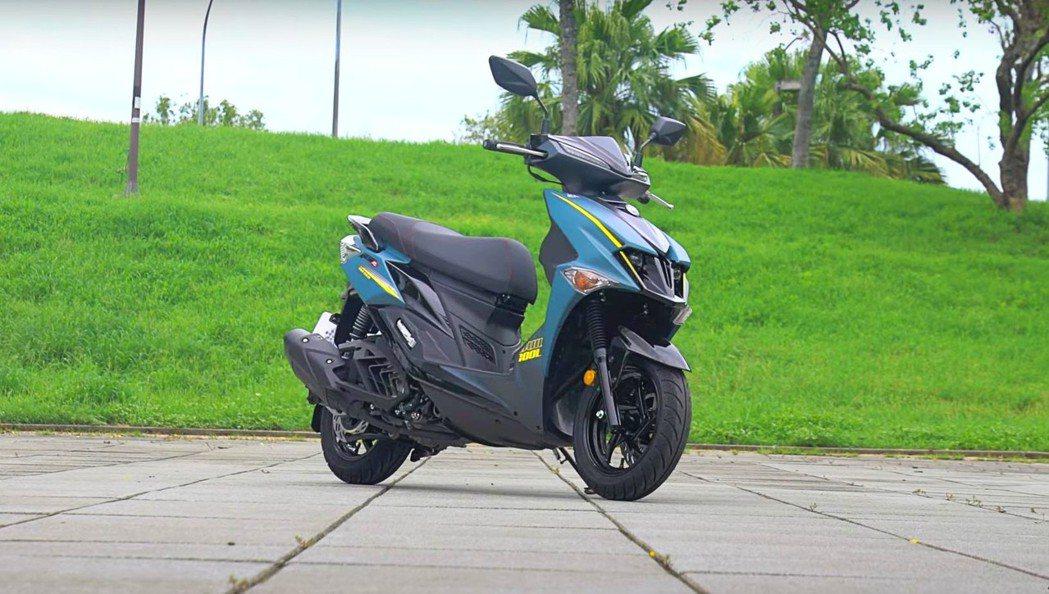 SYM JET SL。 圖/Bike-in NET提供