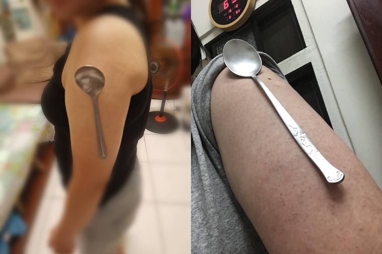 台灣近期關注「疫苗手臂」吸附物品現象,但大概在今年6月在歐美網路社群的影音平台就...