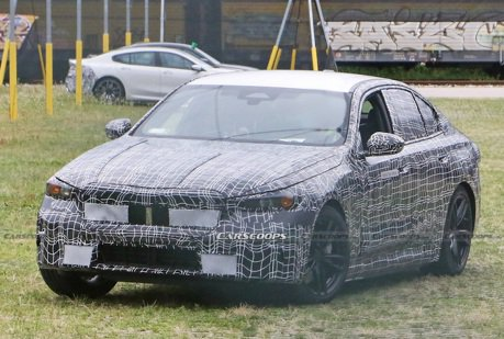 新一代BMW 5 Series測試車捕獲 動力系統的世代交替