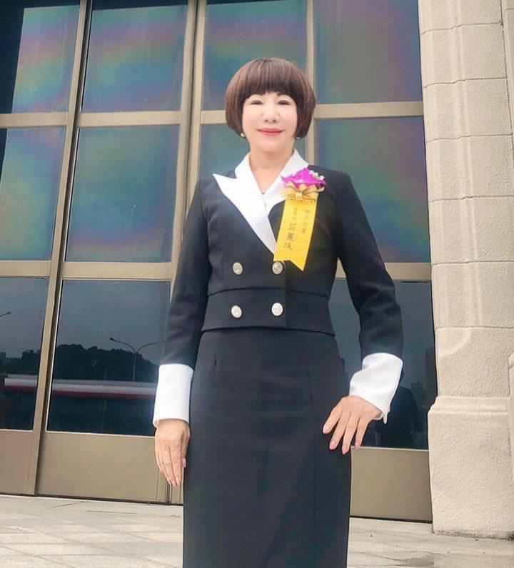 聯米企業董事長莊麗珠。 聯米/提供