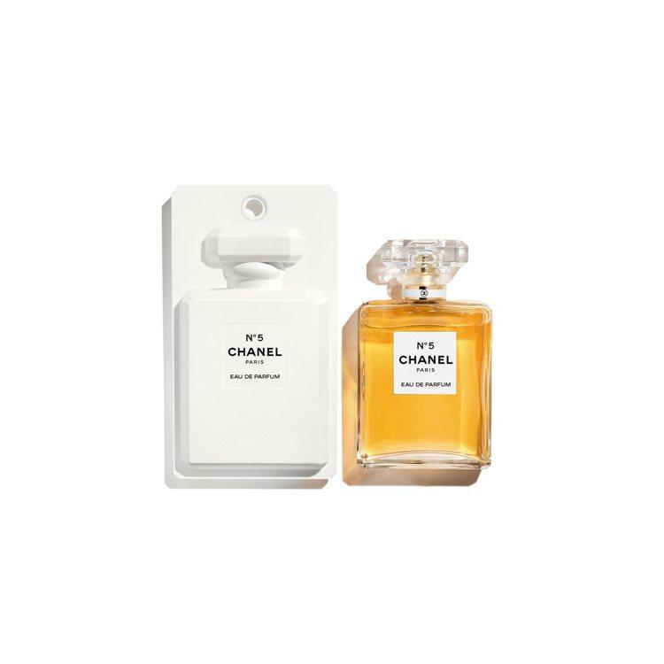 香奈兒N°5典藏香水5號工場限定版/100ml/5,980元。圖/香奈兒提供