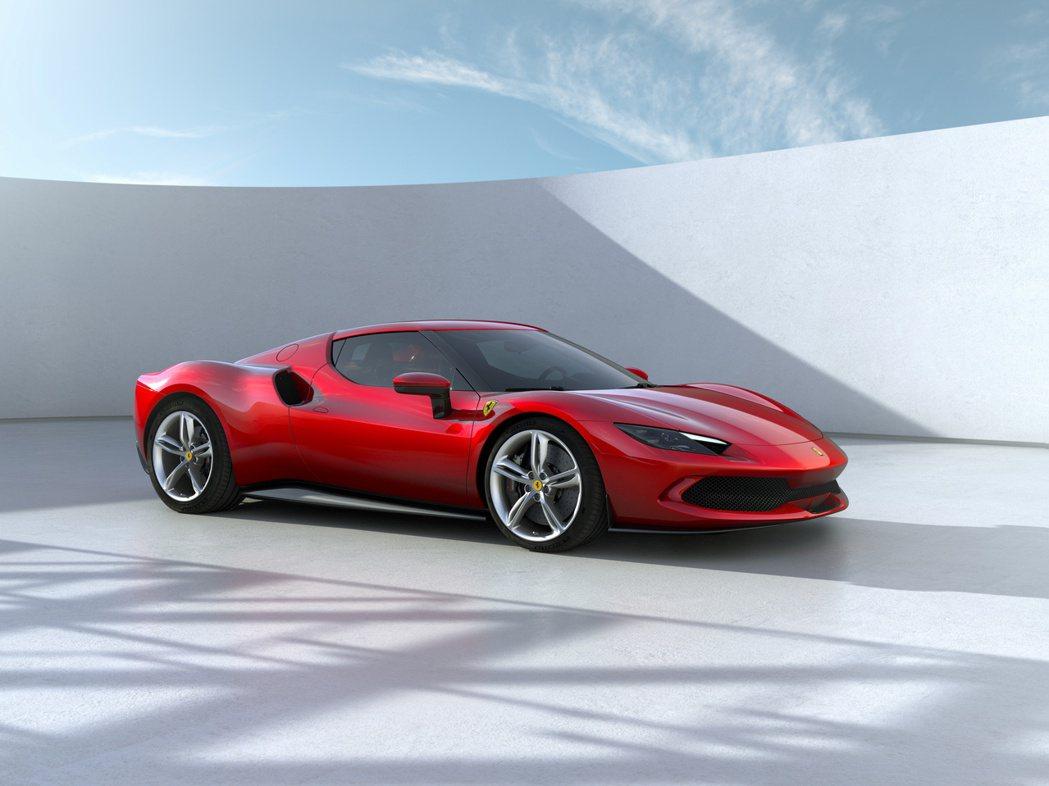 義大利著名汽車大廠法拉利近期發表新款超跑296 GTB。路透