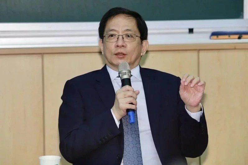 台灣大學校長管中閔。本報資料照片