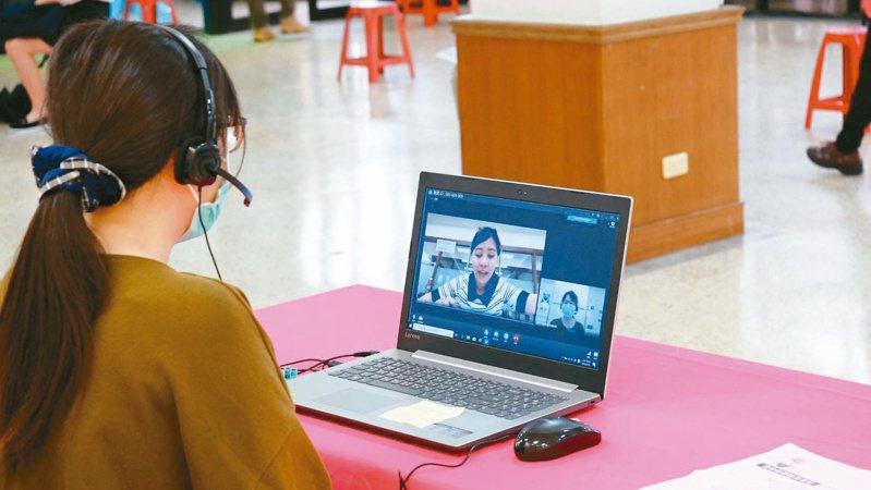 排除疫情的就業障礙,台中市府8月2日將舉辦2021年「富市台中 就業成功」視訊2.0就業博覽會。圖/台中市府提供