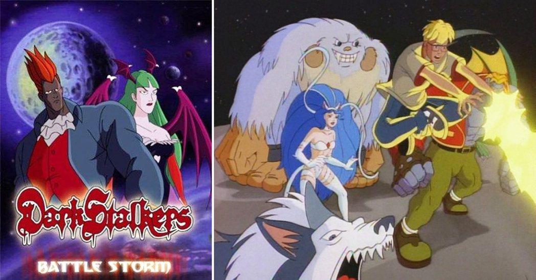 其實 1995 年的時候,北美地區有推出過一部魔域幽靈的動畫,共 13 集,但人...