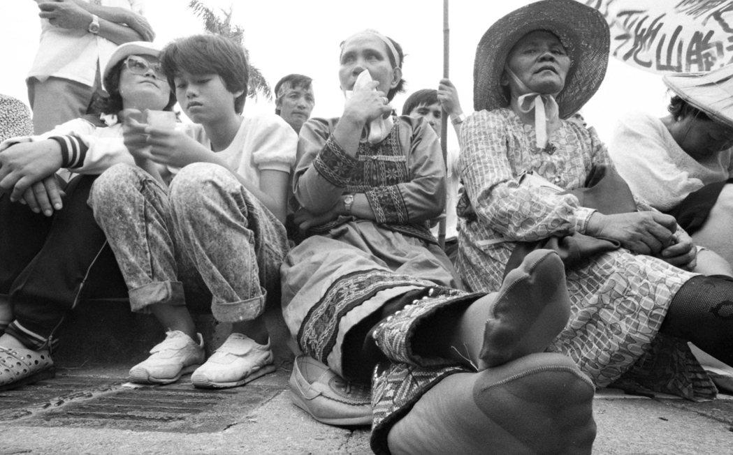 在一九八〇年代之後,林班的工作漸少,族人開始前進到都市。 圖/聯合報系資料照