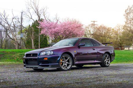又有一輛1999年Skyline GT-R V-Spec Midnight Purple II準備以超過650萬元出售