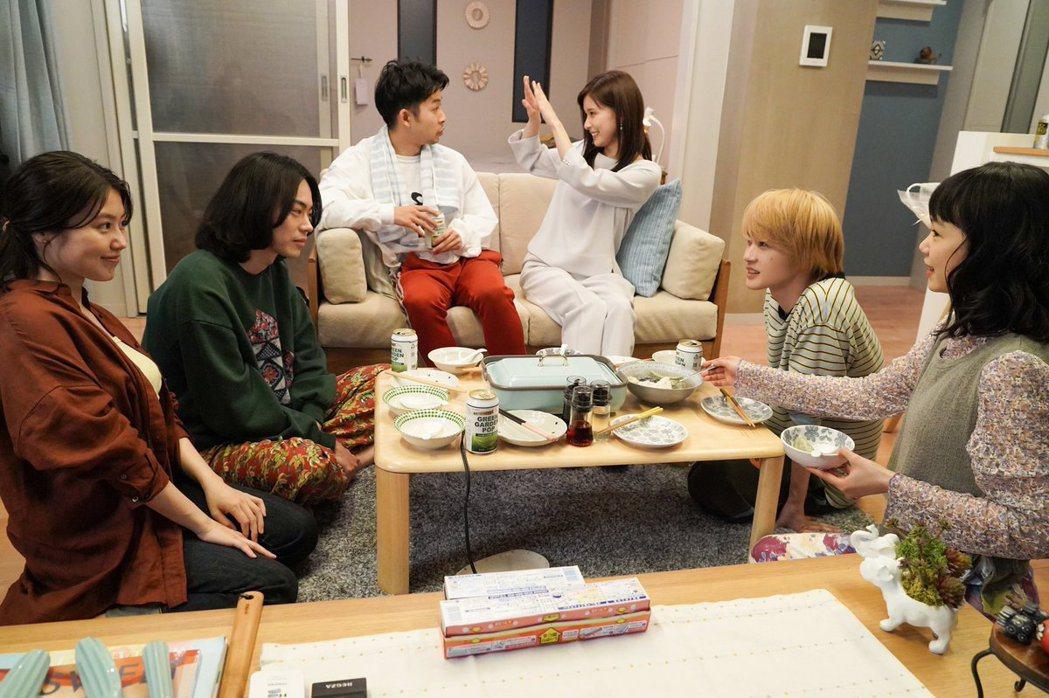 《喜劇開場》劇照。 圖/NTV日本電視台