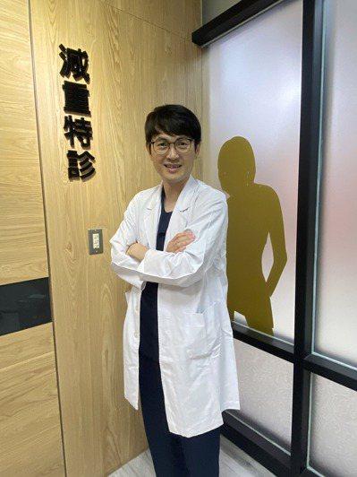 彰濱秀傳紀念醫院外科部主任、體重管理中心主任林建華。 圖/林建華醫師 提供