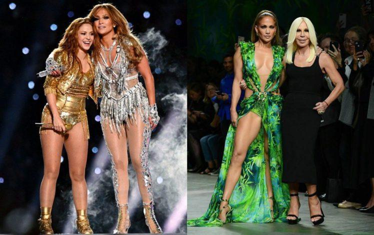 Jennifer Lopez就是VERSACE最好的活招牌。圖/微新聞提供 s...