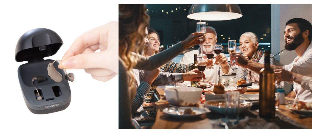 聽寶iBM系列搭載最新的動態感測系統,可精準辨識所處環境,自動選擇最適合的聆聽模...