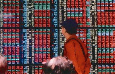 台股示意圖。 本報系資料庫
