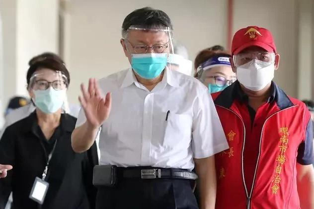台北市長柯文哲砲打中央、專訪大談「被設局」,疫情期間聲量持續攀升,甚至蓋過在野最大黨的國民黨。圖/聯合報系資料照片