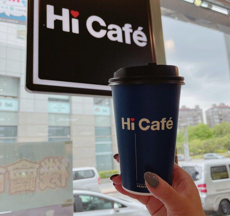萊爾富會員透過Hi-Life VIP會員APP內的整買零取,指定大杯咖啡週一買6送6。圖/萊爾富提供