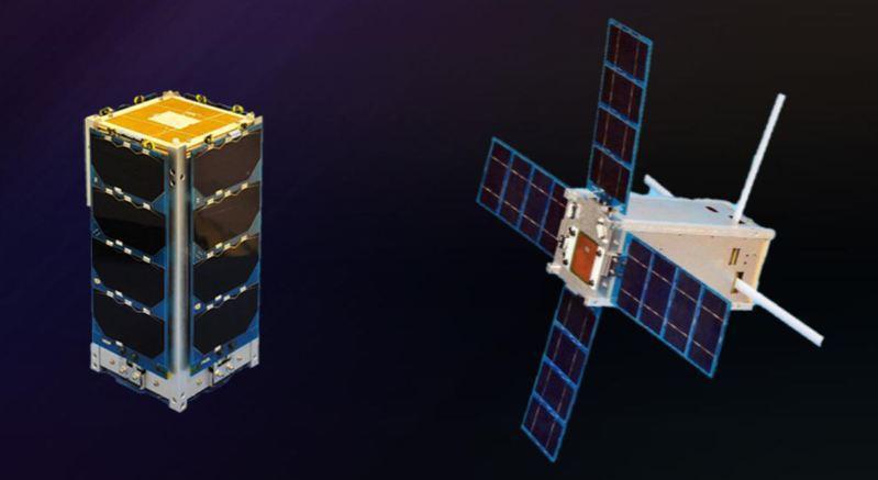堅果衛星的酬載是廣播式自動回報監視(ADS-B)接收器,能接收衛星下方飛機發出的ADS-B訊息,追蹤全球的飛機飛行軌跡,有提升助飛行安全。圖/取自國家太空中心官網