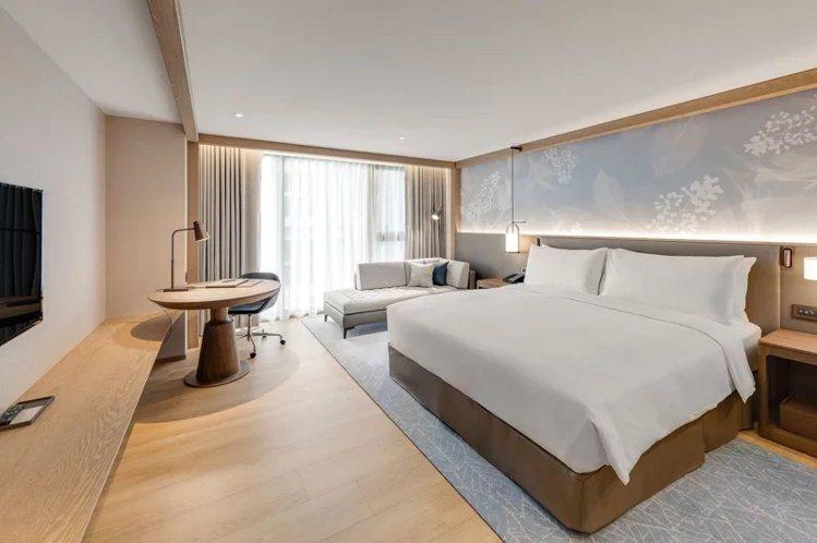台北中山九昱希爾頓逸林酒店,針對金牛、雙子、巨蟹、獅子座壽星,推出「星座壽星限定...