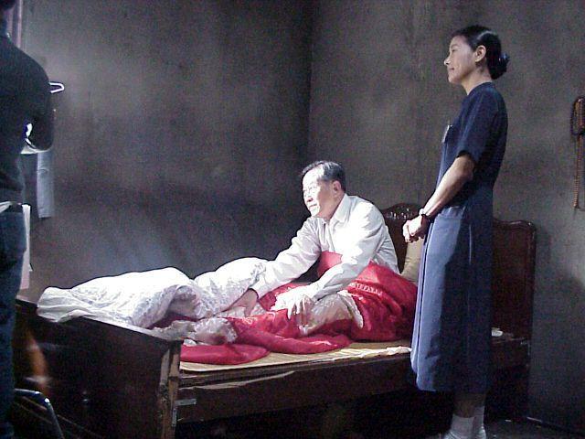 高振鵬以「人間友愛」老兵角色拿下金鐘獎男配角獎。圖/大愛台提供