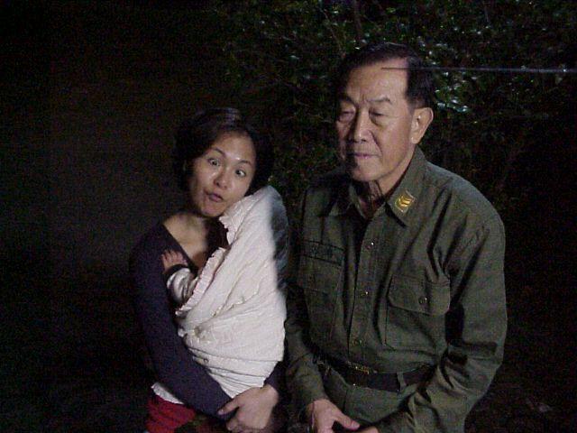 高振鵬與潘麗麗演出「人間友愛」。圖/大愛台提供