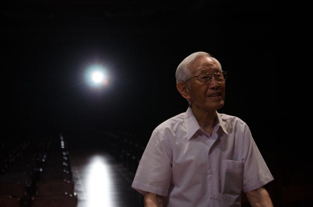 高振鵬2018年演出迷你劇集「戲人生」。圖/大愛台提供