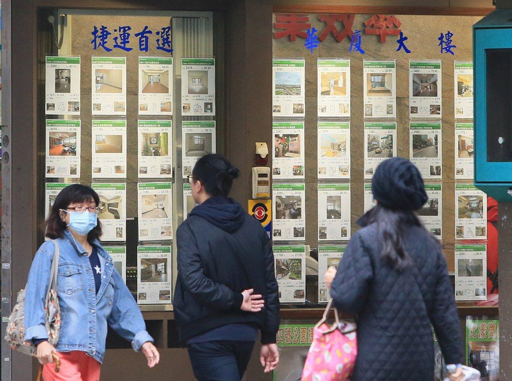 疫情下購屋剛需仍強,未來房市在通膨帶動下,經濟增長、房價看漲趨勢明顯。圖/聯合報...