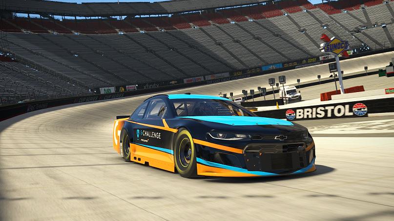 iRacing 改裝車系列,競速升級挑戰全新紀錄。 圖/Logitech提供