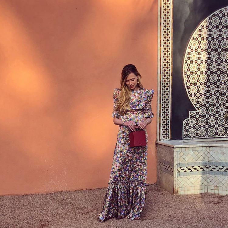 法國設計師Geraldine Guyot時常在個人社群平台,展示自創品牌包款。圖...