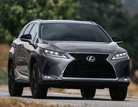 大改款前先耍酷一番 Lexus RX L推出限量Black Line限定款