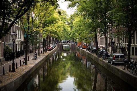 荷蘭的國土有一半的面積都覆蓋於水下,因此國土治理有著重大挑戰。 圖/unspla...