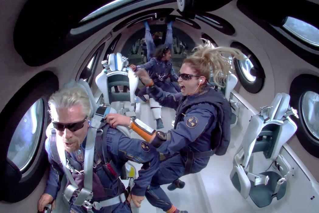 維珍銀河11日直播VSS Unity太空飛機第22次飛行測試,這也是VSS Un...